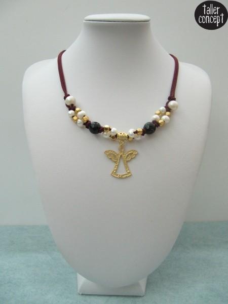 Collar-Crisantemo
