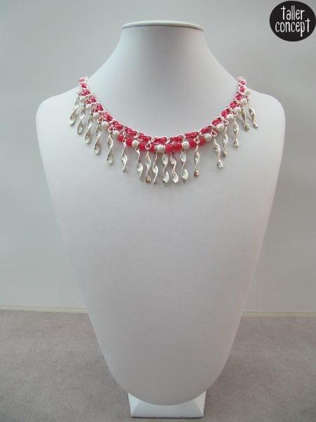 Collar-Gladiolo