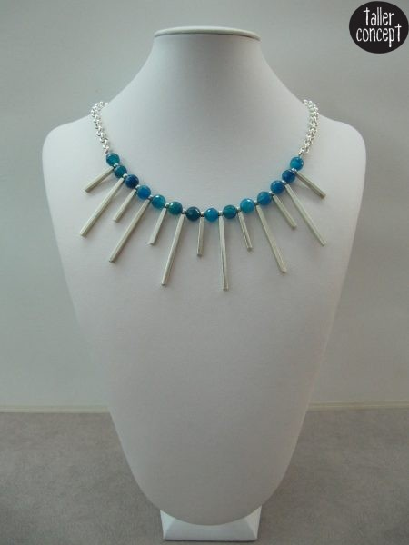 Collar-Heliconia